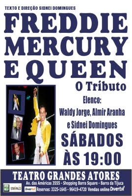 Freddie Mercury e Queen: O Tributo